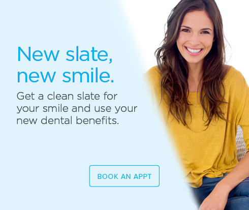 Del Oro Smiles Dentistry - New Year, New Dental Benefits